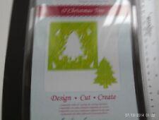 DIESIRE CHRISTMAS CREATE-A-CARD DIE - O'CHRISTMAS TREE