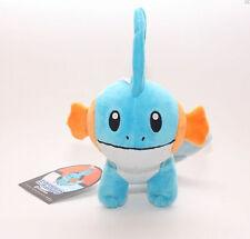 """Pokemon Mizugorou Mudkip Plush Doll Stuffed Toy Cute Christmas Gift 8"""""""