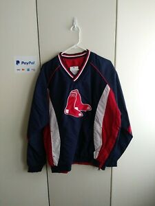 Boston Red Sox Pullover Reversible Jacket