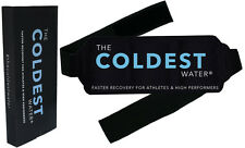 The Coldest Ice Pack Gel Reusable - Hot + Cold Therapy - Flexible for Back Pain