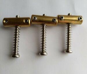 göldo Harmonic Bridge Saddles für Tele