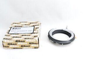 Genuine Nikon extension ring tube PK-1 with box 10