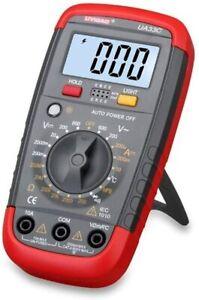 Multimètre numérique DMM AC DC 600 V Voltmètre Ampèremètre PCI Diode UNI-T UT33