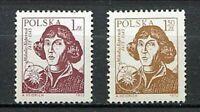 35848) Poland 1972 MNH Copernicus 2v. Scott #1944/45