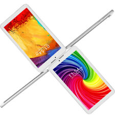 Brand New! 7 inch 4G LTE White Android 9.0 Pie Tablet PC HDMI Dual Camera Google