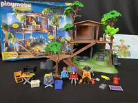 Playmobil Treehouse 5746 Figures and Accessories