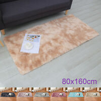 80x160cm Non Slip Large Area Rugs Bedroom Carpets Living Room Washable Mat