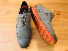 Cole Haan Original Grand wingtip magnet nubuck oxford shoes C30344 NWOB size 11