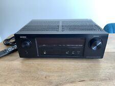 Denon AVR-X1000 5.1 Surround AV-Receiver (Internet-Radio, HDMI, DLNA-Streaming)