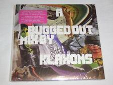 2 CD - A Bugged Out Mix Klaxons (2007) Digipak Sealed Neu OVP - S 8