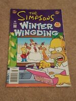 Bongo Comics Group - The Simpsons Winter Wingding #3 - 2008 comic book