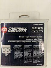 Campbell Hausfeld Single Stage Air Compressor Pressure Switch GR004500AJ