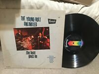 Young-Holt Unlimited: The Best Goes On LP BRUNSWICK BL-54128 Rare Mono VG/VG+