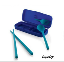 TUPPERWARE Portable cutlery set with case Special Offer