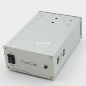 TeraDak Standard Edition Linear Power Supply DC5V@3A Adapter For Raspberry pi4B