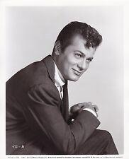 TONY CURTIS Young Handsome ORIGINAL Vintage Universal Studio Portrait Photo