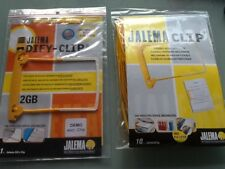 BN Jalema Clips x10 and 1 Demo Dify Digital Clip (no chip included)