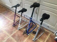Bike seat stools