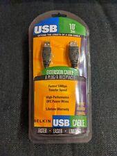 Belkin USB Extension Cable 10 Feet/3 Meters (F3U134-10)