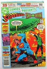 DC Comics Presents #26 NEWSSTAND Variant 1st Appearance New Teen Titans KEY