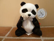 Coca-Cola 1998 Beanie Plush ZONGSHI THE PANDA -CHINA Soft Toy- Rare Vintage
