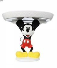 Disney Eats Mickey Mouse Cake Stand Display Ornament Serving Plate