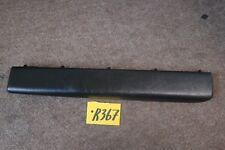 SL R129 Türverkleidung Klappdeckel Tasche rechts Mopf schwarz ab Bj. 96