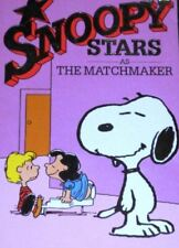 Schulz, Charles M., Snoopy Stars as The Matchmaker - No. 2, Very Good, Paperback