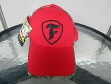 Realtree Hat/Cap Firestone Loge Red/Camo Adjustable Baseball New With Tags