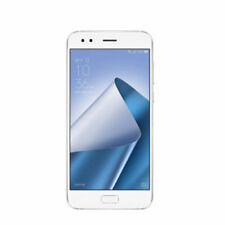 Téléphones mobiles blancs ASUS avec octa core
