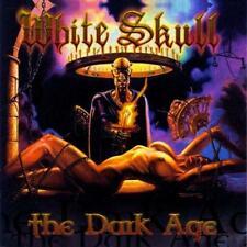 WHITE SKULL - The Dark Age [CD - LIKE NEW]