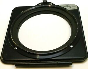 Nikon Gelatin Filter Holder AF-2 72mm threaded rim