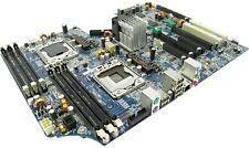 HP Z600 doble zócalo de la CPU 1366 placa madre 461439-001 de estación de trabajo