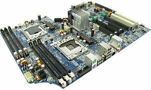 HP Z600 Dual CPU Socket 1366 Workstation Motherboard 461439-001
