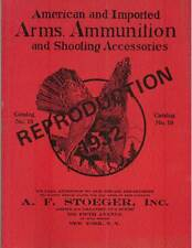A.F. Stoeger, Inc. Ammunition and Shooting ACCESSORIES CATALOG NO. 18 Winchester