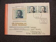 Österreich 1978/illustr.FDC Michel-Nr.1566(2x)+St.23.1.78 Graz/echt gelaufen