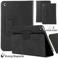 """360 Protection Magnetic Leather Smart Case Flip Stand Cover For iPad 10.2"""" 2019"""