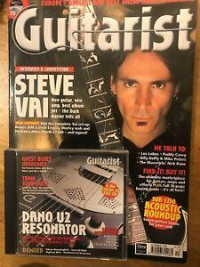 Guitarist Magazine & CD, December 1999