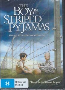 The Boy In The Striped Pyjamas DVD Region 4 NEW & SEALED Free Post