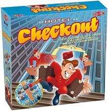 Brettspiel Hotel Checkout Denkspiel Gesellschaftsspiel