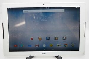 """ACER ICONIA ONE 10 B3-A30 10.1"""" WIFI TABLET 16GB-1GB CRACK ON SCREEN"""