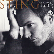 "CD ALBUM  STING  ""MERCURY FALLING"""