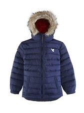 Girls Blustery Padded Jacket Blue Indigo 5-6 years (111694)