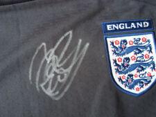 England Soccer Memorabilia Shirts