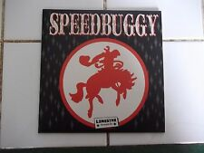 SPEEDBUGGY ROCK'N'ROLL COW-PUNK