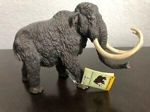 Safari Ltd Carnegie Collection Dinosaurs Retired WOOLLY MAMMOTH 404201 BRAND NEW