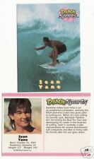 1992 BEACH SPORTS SEAN YANO SURFING CARD #58