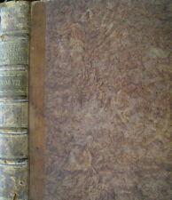 Augustini Calmet Commentarius Literalis in omes libros veteris Testamenti 1792