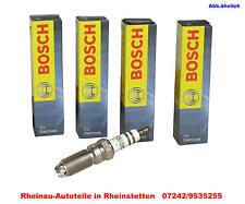 Zündkerzen 4xHLR8STEX -BOSCH Super-OPEL Astra G(F48,F69,F35,F07,F08)2.2 16V div