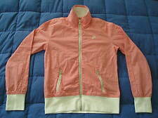nwt~Nike GINGHAM N98 Track Top SEERSUCKER Light sweat shirt Jacket~Womens size S
